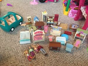 Fisher Price Dolls and accessories