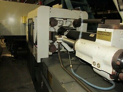 Cincinnati Milacron 55 Ton Injection Molding Machine Vs55-4.44 1995 Press Cool