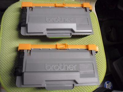 2 HY Toners for Brother MFC-L5700DW HL-L5200 HL-L6200 Printer TN850 TN-850 TN820