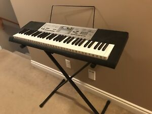 Casio Keyboard/Piano
