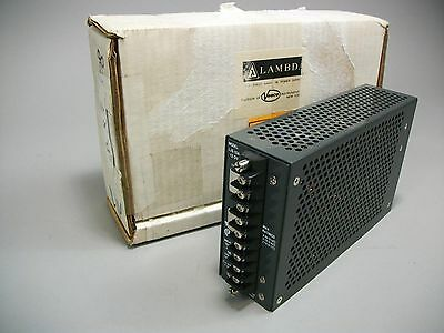 Lambda Power Supply Ljs-10a-12vdc Input120vac 47-440hz New Old Stock