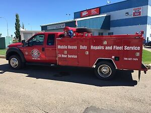 Mobile Mechanic Heavy Truck and Trailer Repairs Strathcona County Edmonton Area image 6