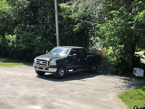 Ford f250 2005 powerstroke