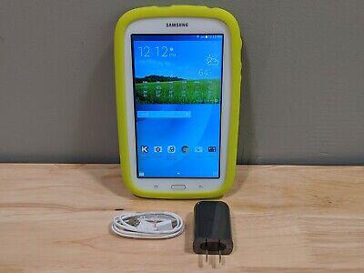 Samsung Galaxy Kids Tab E Lite 7 Inch; 8 GB WiFi Tablet (White) (SM-T113NDWACCC)