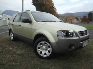 2004 Ford Territory Wagon Montrose Glenorchy Area Preview