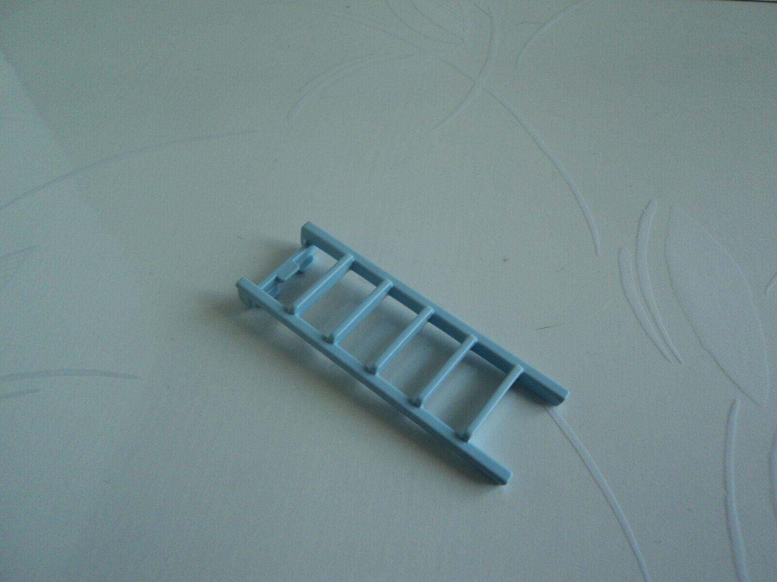 Playmobil vintage échelle bleue pour lits superposés chambre enfants 5328 / 2004