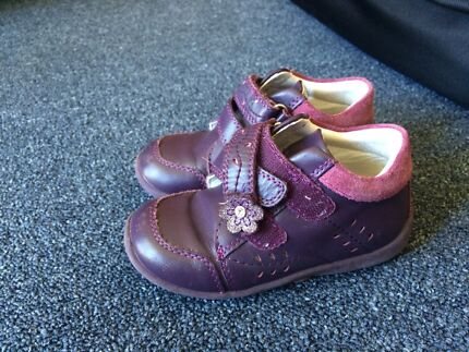 Baby girl shoes Clarks brand Bligh Park Hawkesbury Area Preview