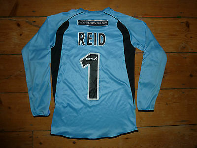 age 10-12 yr Kilmarnock FC Shirt GK Top