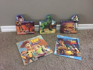 Toy Story Book Lot - 5 Books