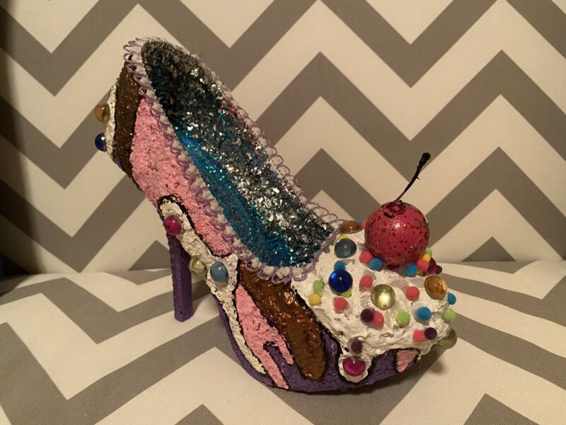 Krewe Of Muses Shoe 2020 New Orleans