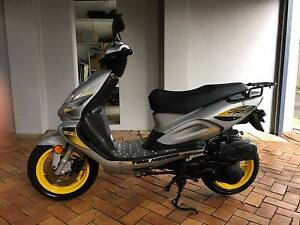 TGB 303 RS 150 Scooter in Excellent condition Glebe Inner Sydney Preview