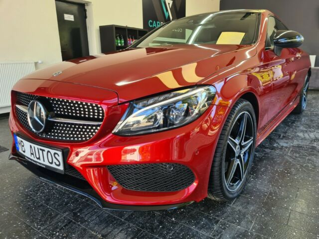 Mercedes-Benz C250 Coupe *AMG LINE *NIGHT *PANO *ACC *KAMERA