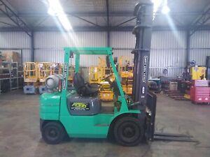 Low Cost Lift Option... Mitsubishi FG25 LPG Forklift!!! Davenport Bunbury Area Preview