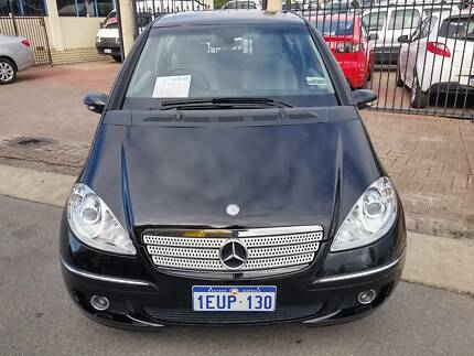 2006 Mercedes-Benz A200 Hatchback Automatic (Very Tidy) Embleton Bayswater Area Preview