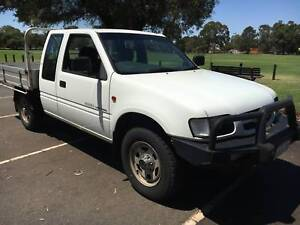2000 Holden Rodeo Ute - 4x4 TURBO DIESEL SPACE CAB