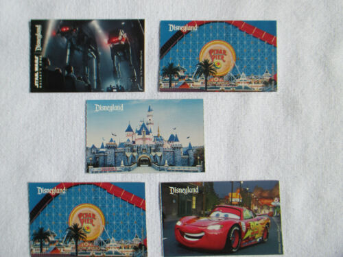 Disneyland Park Hopper Tickets Lot Of 5. You Save $250 !