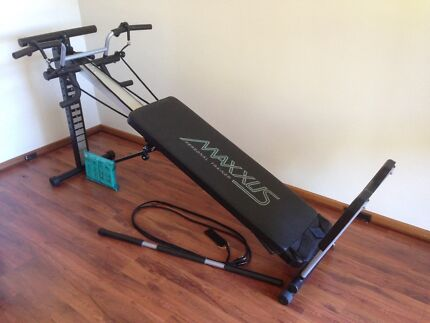 Maxxus Personal Trainer for Superior All Round Body Conditioning