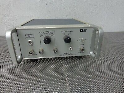 Princeton Applied Research Model 115 Wide-band Pre-amplifier