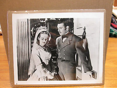 George Brent and Bette Davis 8x10 photo movie stills print #1787