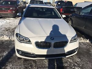 2016 BMW 535diesel XDrive lease transfer