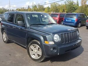 2007 Jeep Patriot 4x4 Safetied 105k Sport