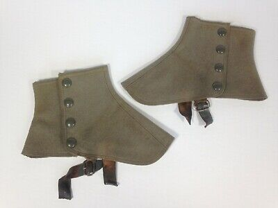 Spats, Gaiters, Puttees – Vintage Shoes Covers Vintage Spats Grey Snaps steampunk made by Real Pal $7.79 AT vintagedancer.com