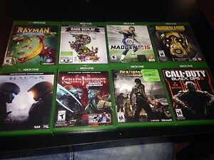 Xbox One Games (Buy/Trade)