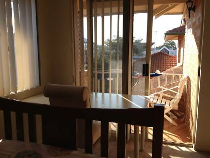 Spacious Master Bedroom with own balcony in Victoria Park Victoria Park Victoria Park Area Preview