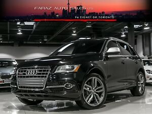 2014 Audi SQ5 TV/DVD|B.SPOT|NAVI|REAR CAM|DRIVE SELECT|LOADED