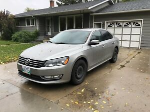 2012 Volkswagen Passat TDI Highline car proof available!!