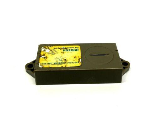 Escort Memory Systems HS208R 8K Byte Read Write Tag