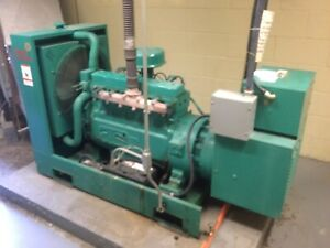 Generator, Onan / Cummins, used