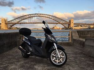 Scooter geopolis 400 Cammeray North Sydney Area Preview