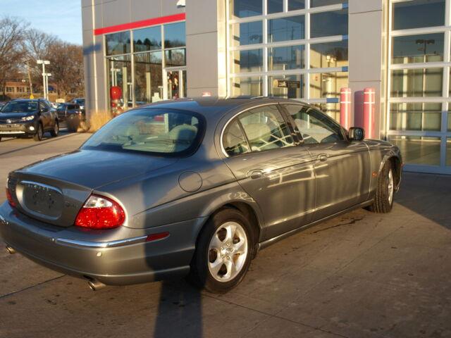 2002 Jaguar S-Type  For Sale