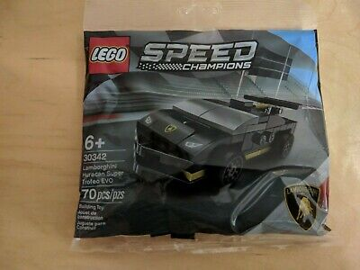 LEGO (TM) Speed Champions Lamborghini set 30342 age 6+