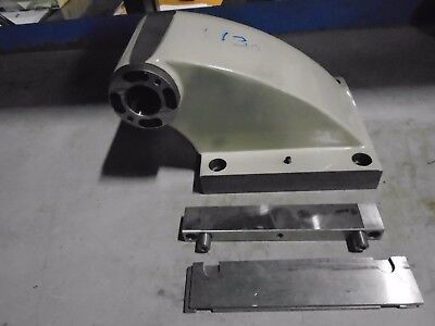 Hitachi Seiki Ht20 Cnc Lathe Tail Stock New Old Stock