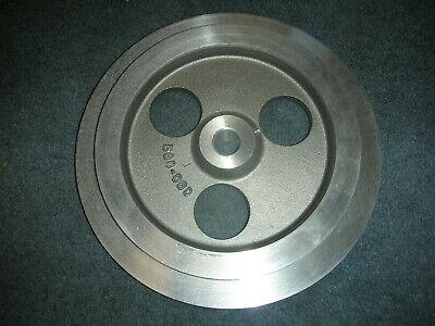 New Atlas Craftsman 9-12 Inch Lathe 9-427560-060 Dual Vee Countershaft Pulley
