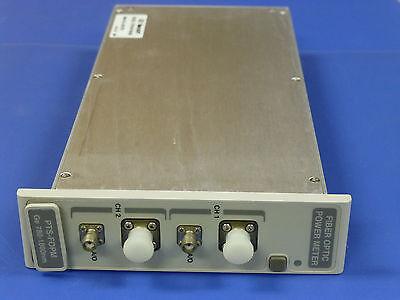 Newport Pts-fopm Fiber-optic Power Meter Module For 82008800 Fopm-ir-02-55
