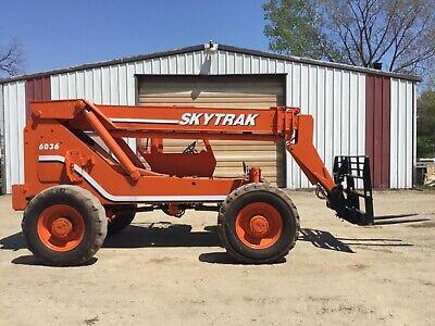 Skytrack 6036 Telescopic Forklift