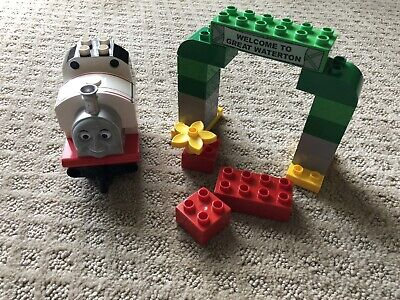 Lego Duplo Thomas & Friends Stanley At Great Waterton 5545