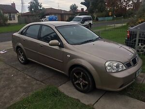 Daewoo lacetti Glenroy Moreland Area Preview