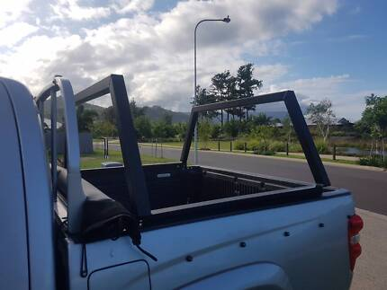 Ally Ute Frame (Tradie or Rooftop Tent)