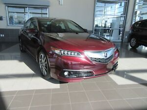 2015 Acura TLX Elite NAVIGATION, LEATHER, SUNROOF, AWD