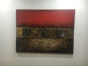 Red Painting Wall Decor Liverpool Liverpool Area Preview