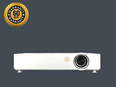Panasonic PT-LB50U LCD Projector Portable w/Remote HDMI adapter, Accessories