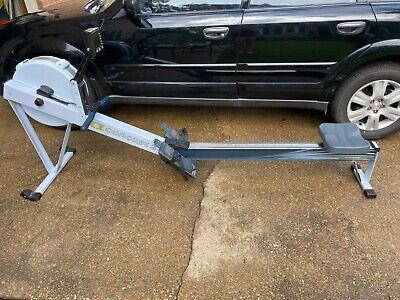 Concept 2 Indoor Rower Model D Rowing Machine Ergometer PM3 Display Concept2