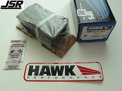 Hawk HP Plus Brake Pads HB485N.656 07-09 Shelby GT500