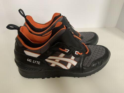ASICS Tiger Men's Gel-Lyte MT Shoes 1191A143-001 Sz 10.5 Bla