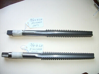 "ACME TAP WIDELL 3/4"" x 6 LEFT HAND TAP SET HSS LOC A-7"