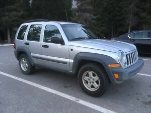 2005 Jeep Liberty 4x4 automatic